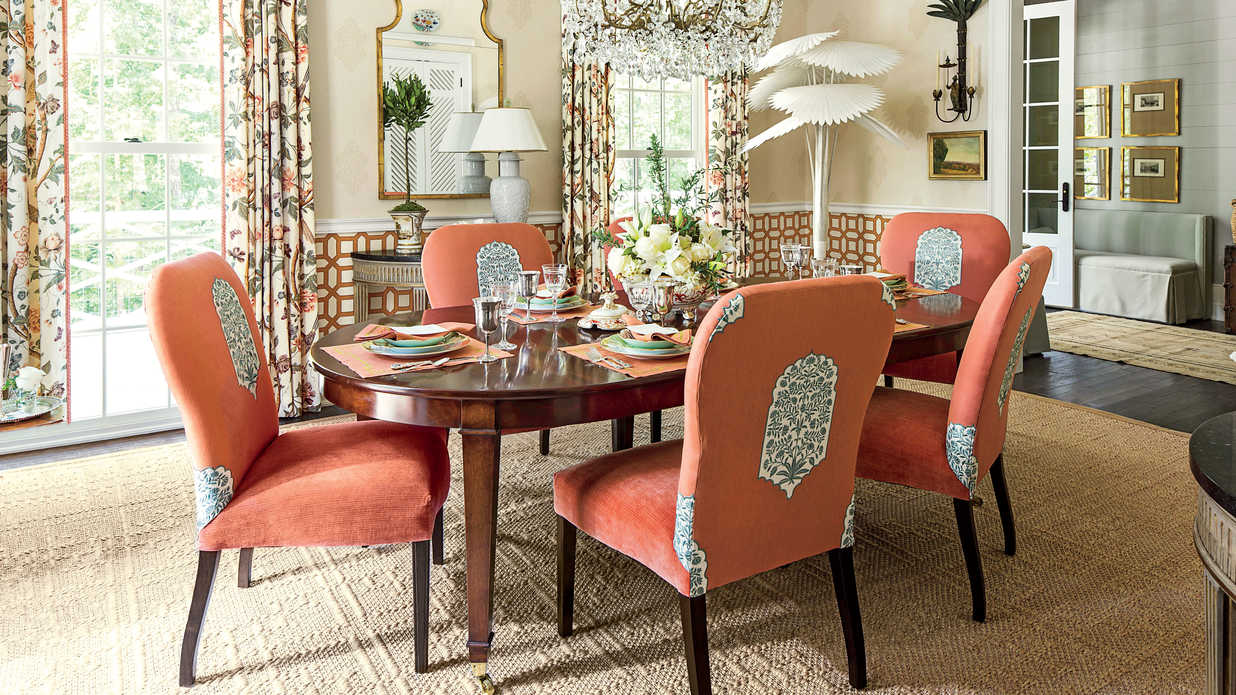 2016 idea house the dining room southern living