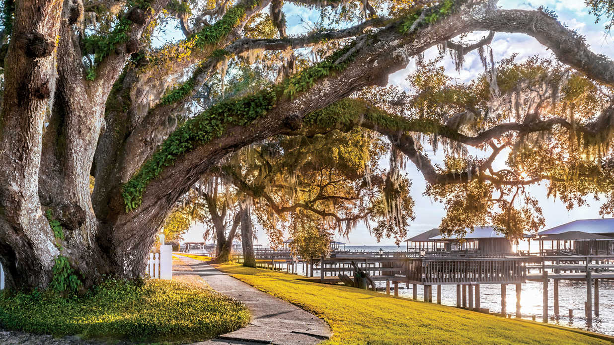 The South's Best Small Towns In Every State 2018