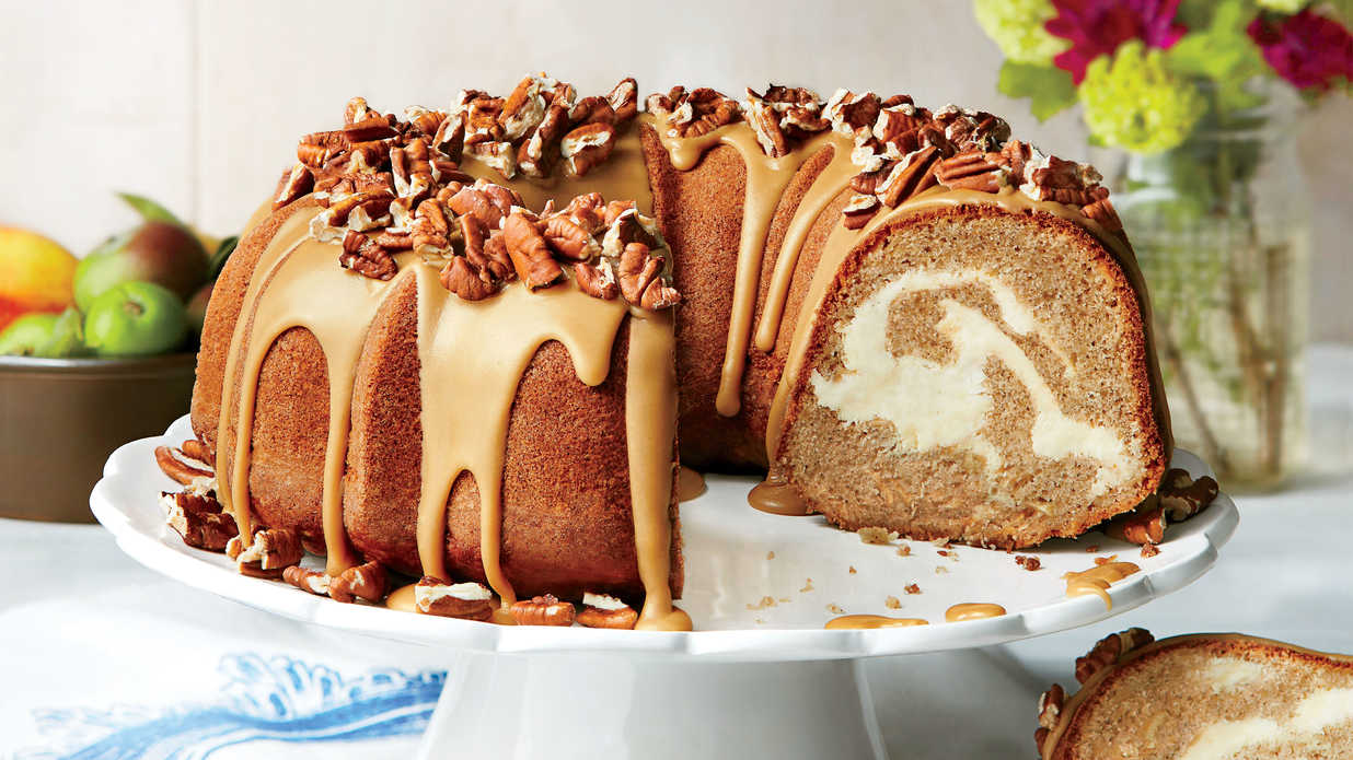 Food Network Apple Spice Bundt Cake