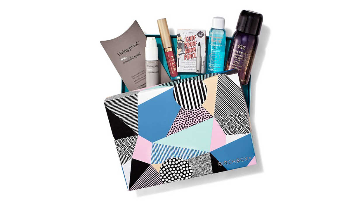 Our Editors' Favorite Birchbox Products