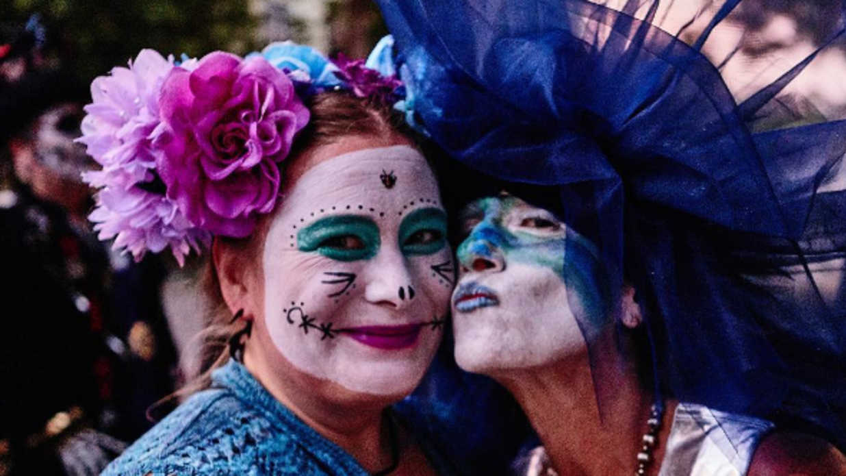 How To Throw A Killer Day Of The Dead Party Southern Living