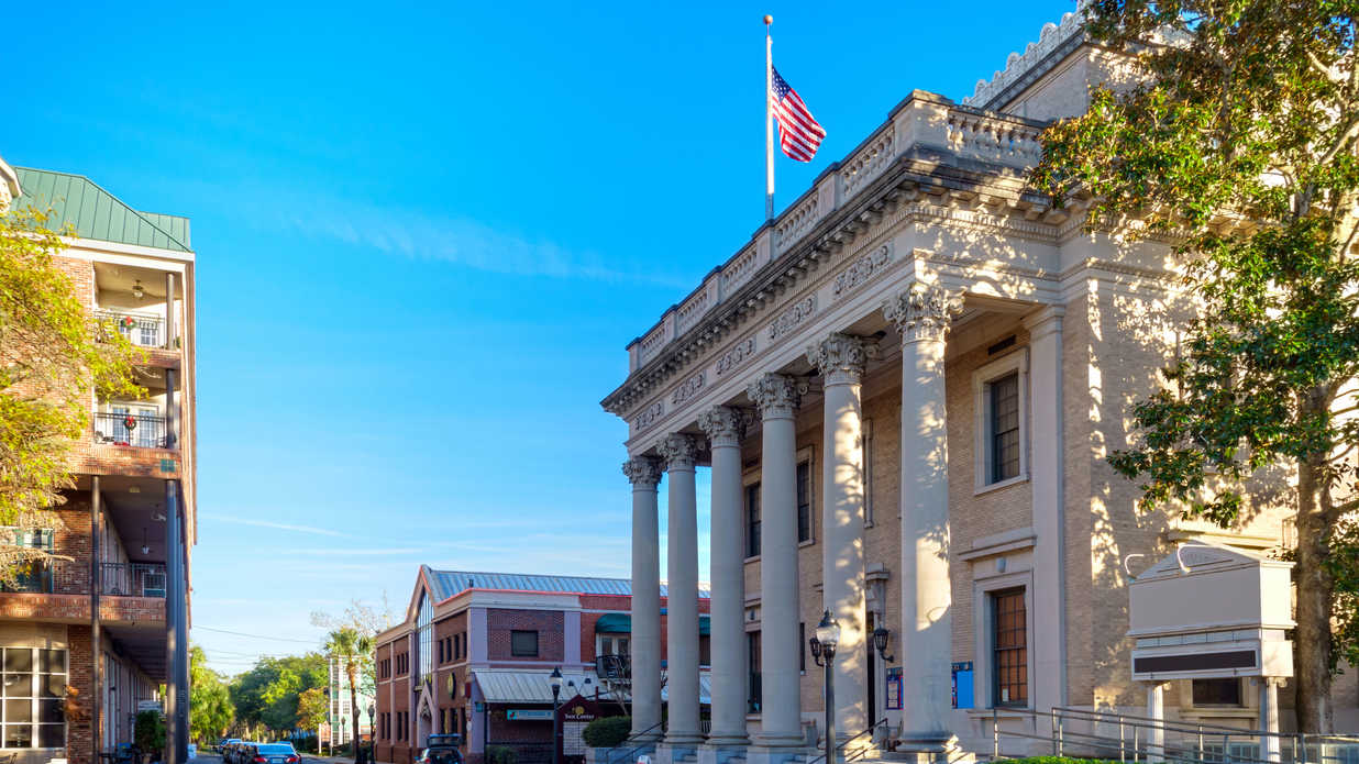 Gainesville florida best places to retire southern living for Best places to retire in florida