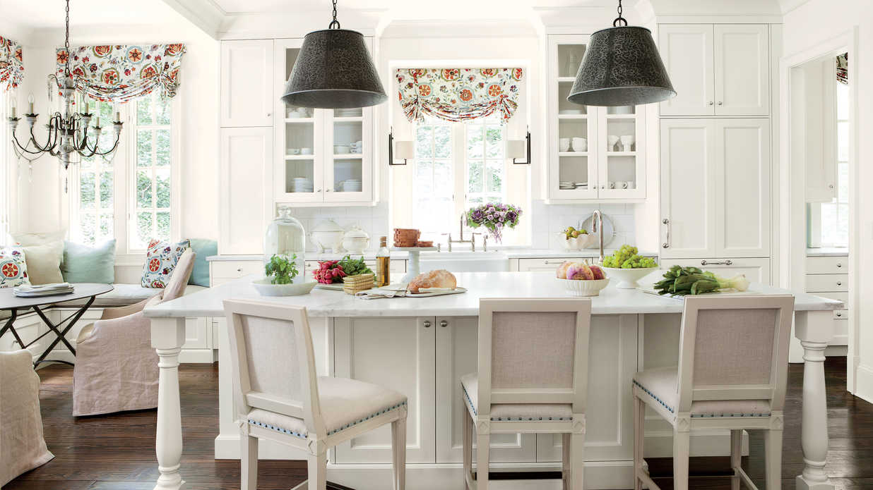 Southern Living Kitchens Before And After Kitchen Makeovers Southern Living