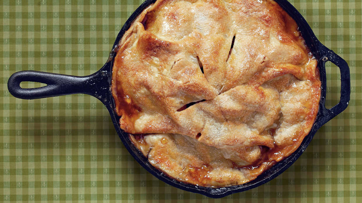 recipe: iron skillet apple pie recipe [9]