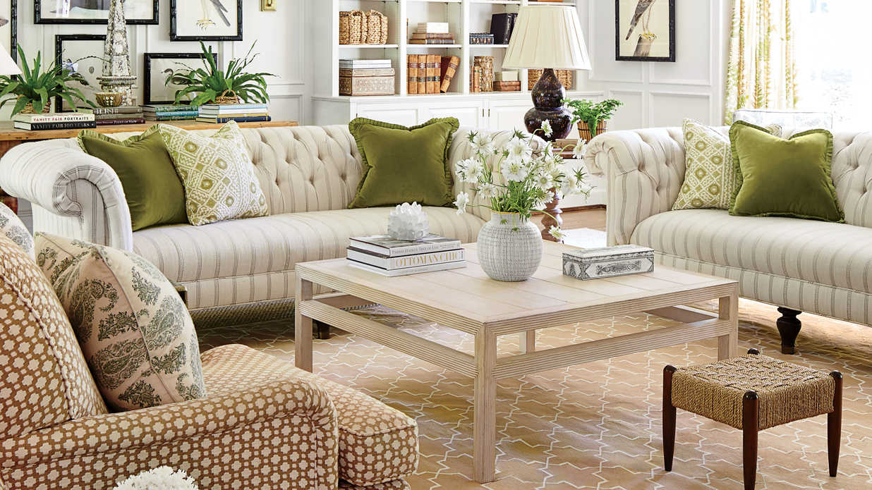 Southern Living Living Room How To Master Classic Georgian Style Southern Living