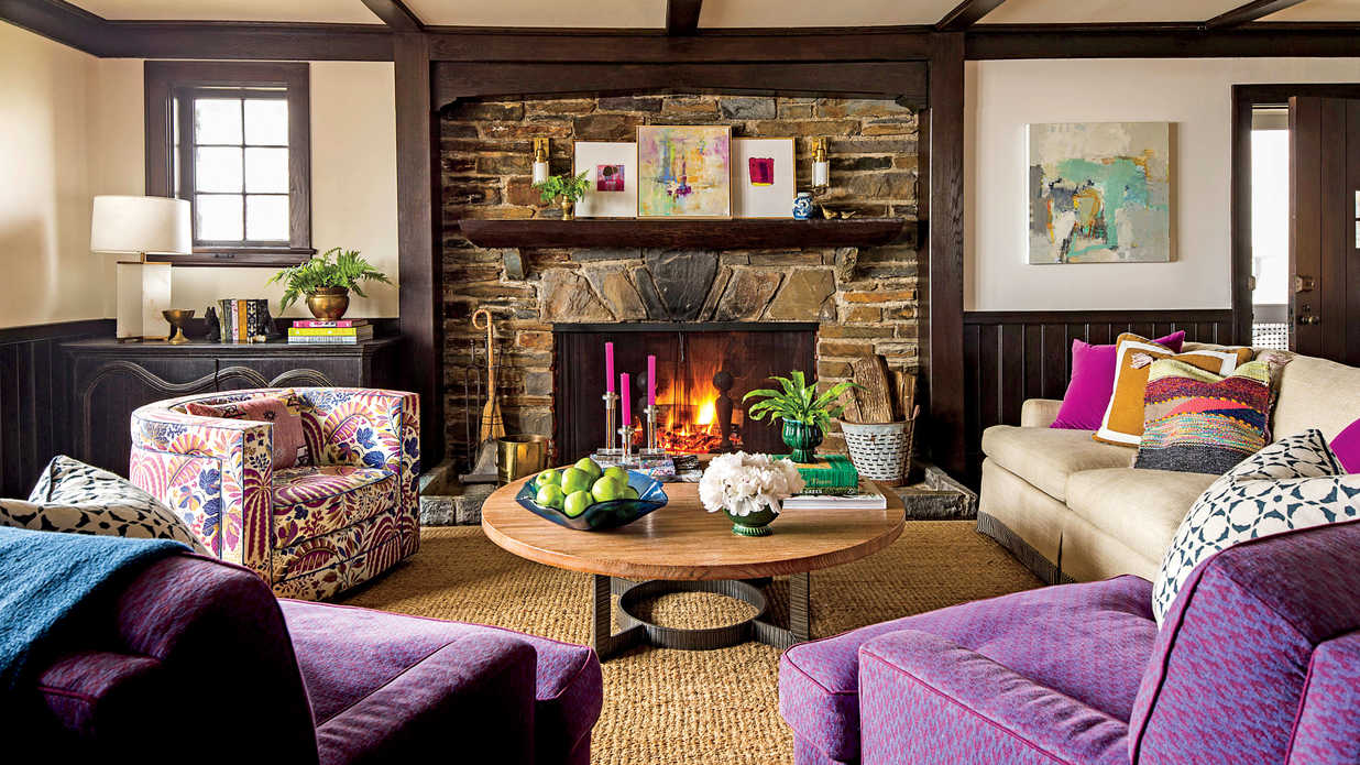 13 achievable ideas inspired by a 1926 tudor for Tj garden rooms