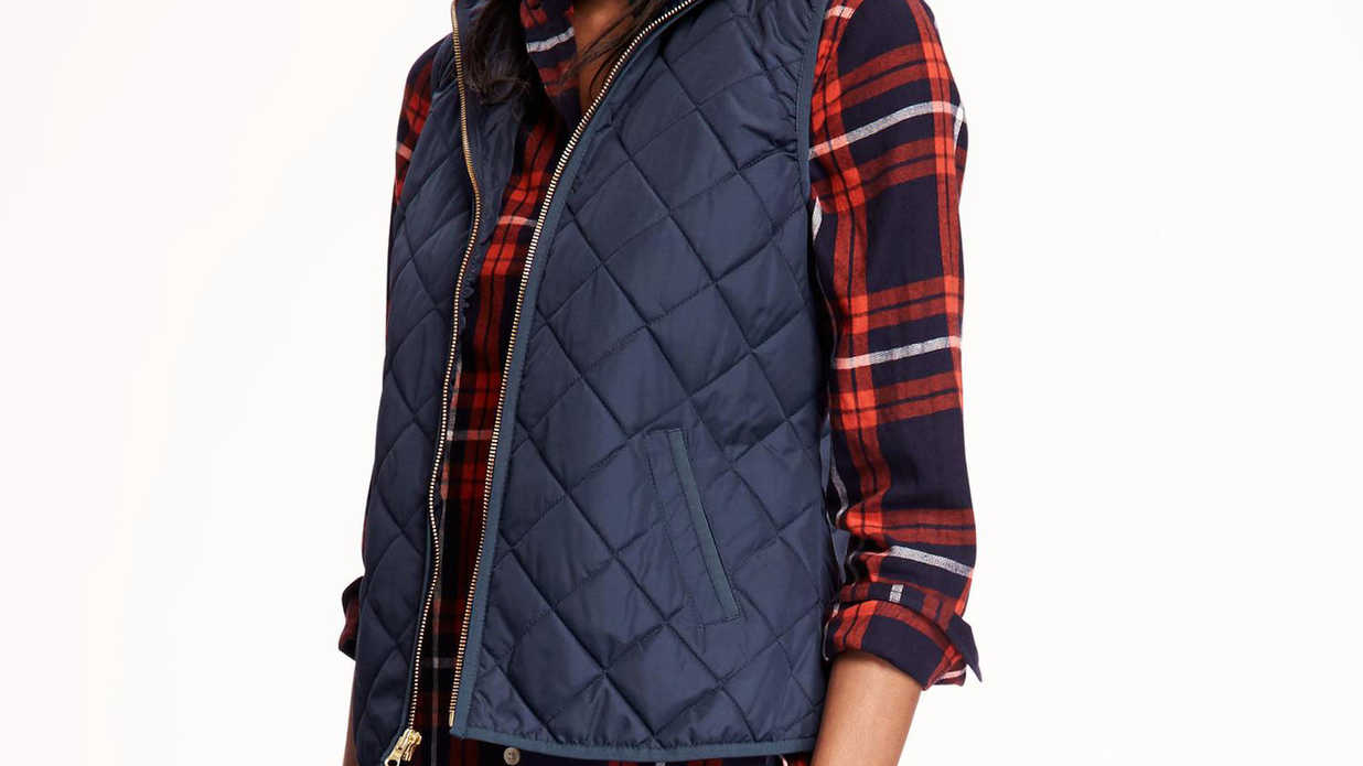 6 Basic Fall Pieces You Need from Old Navy