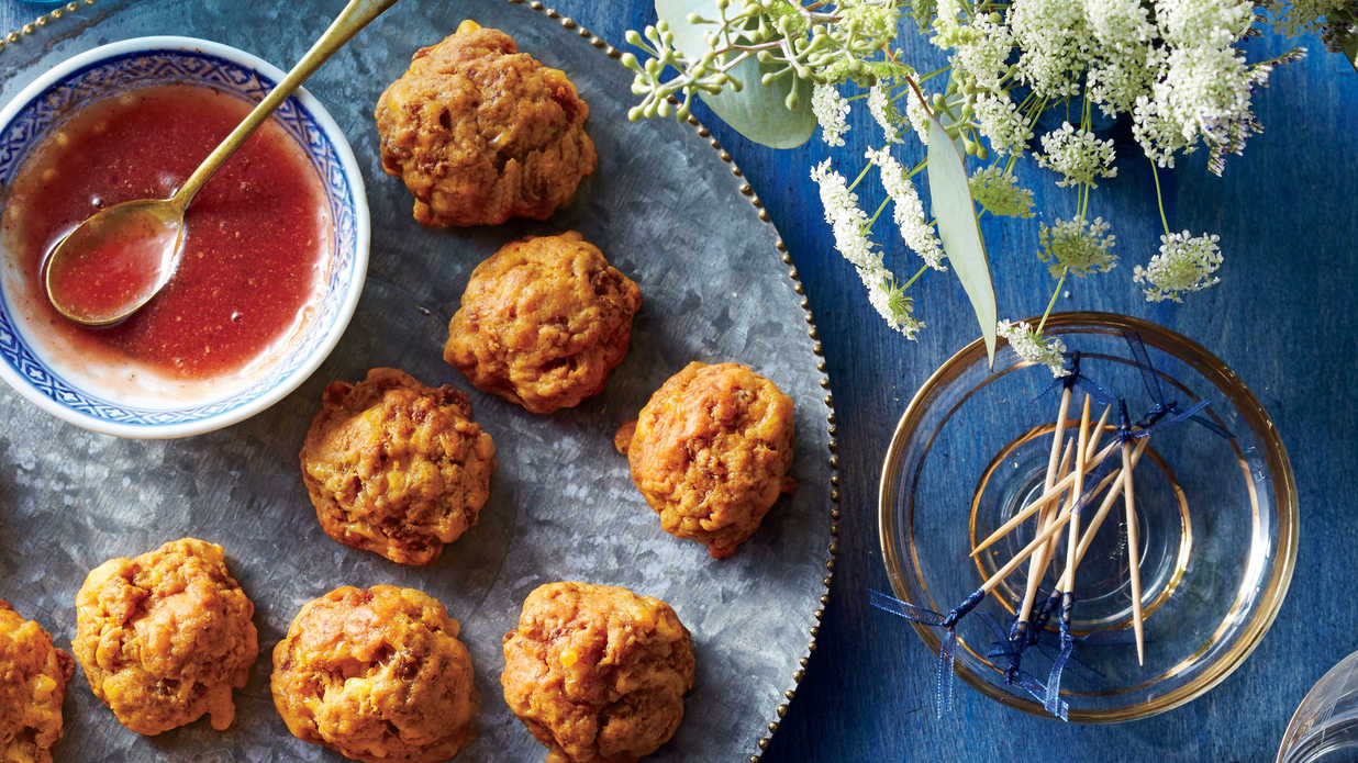 Sweet Potato and Chorizo Sausage Bites Recipe - Southern Living
