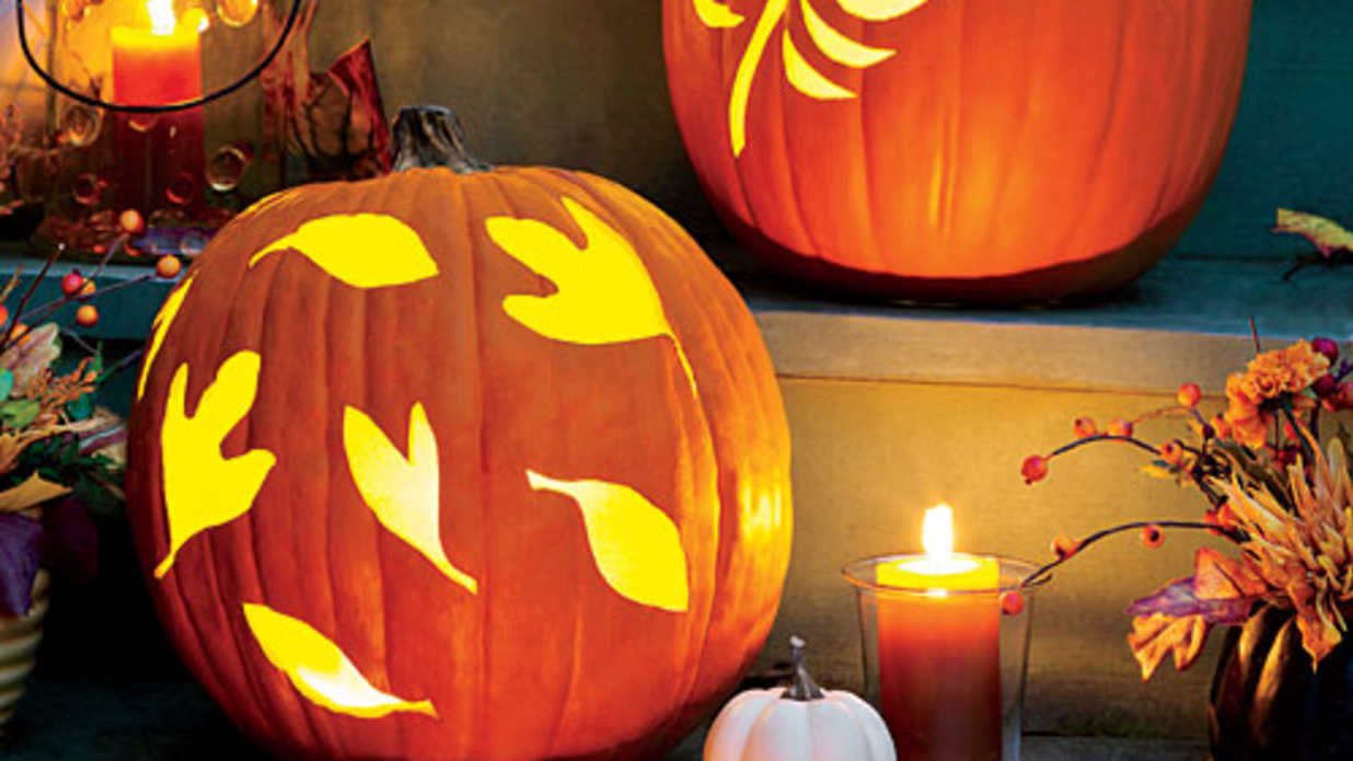 14 Easy Printable Pumpkin Carving Patterns - Southern Living