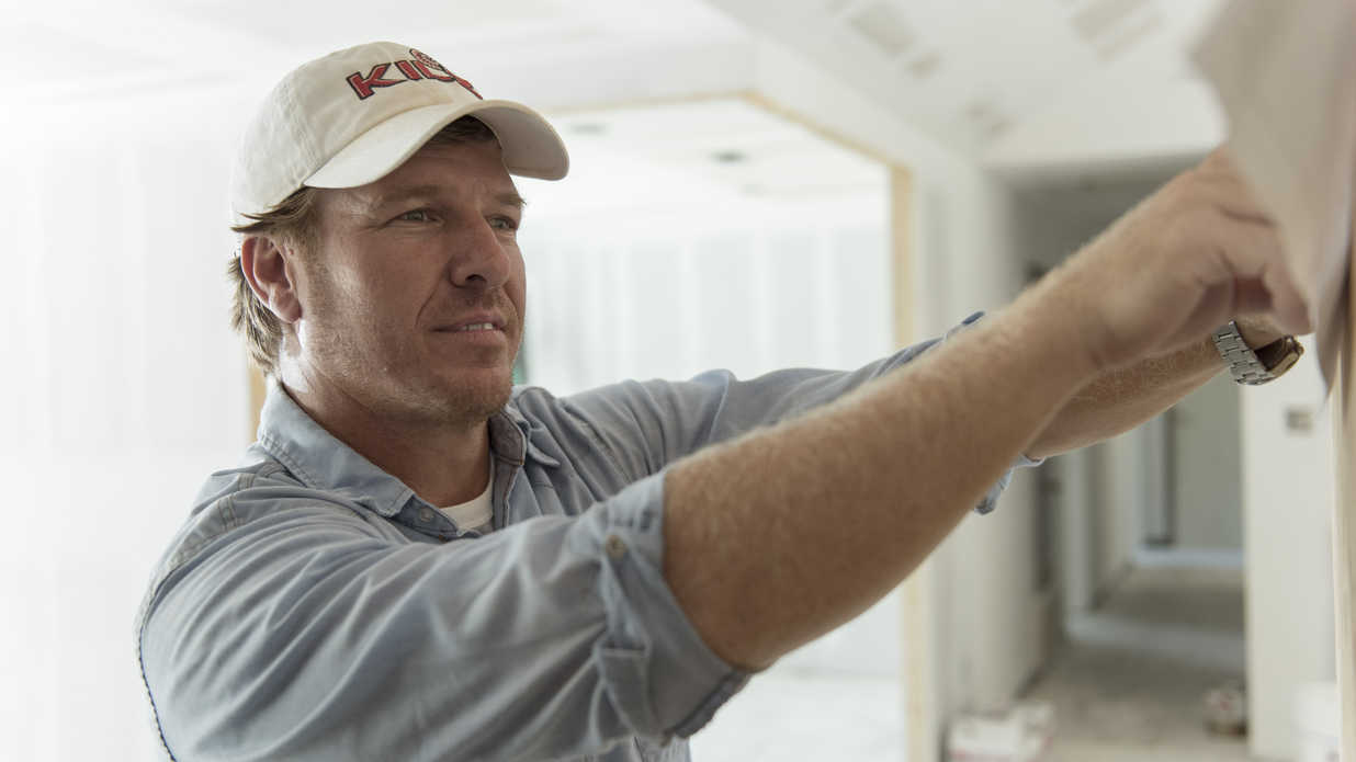 7 Things Chip Gaines Wants You To Know About Fixing Up