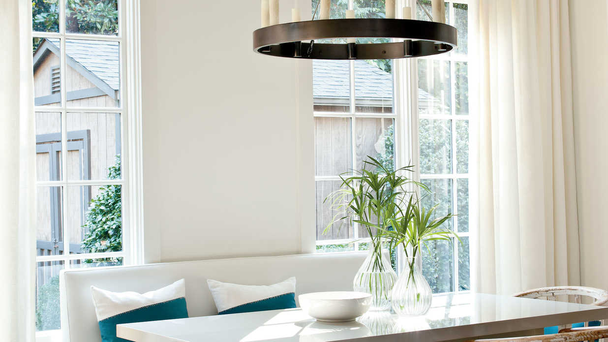 The best white paint colors southern living for Top 10 beige paint colors