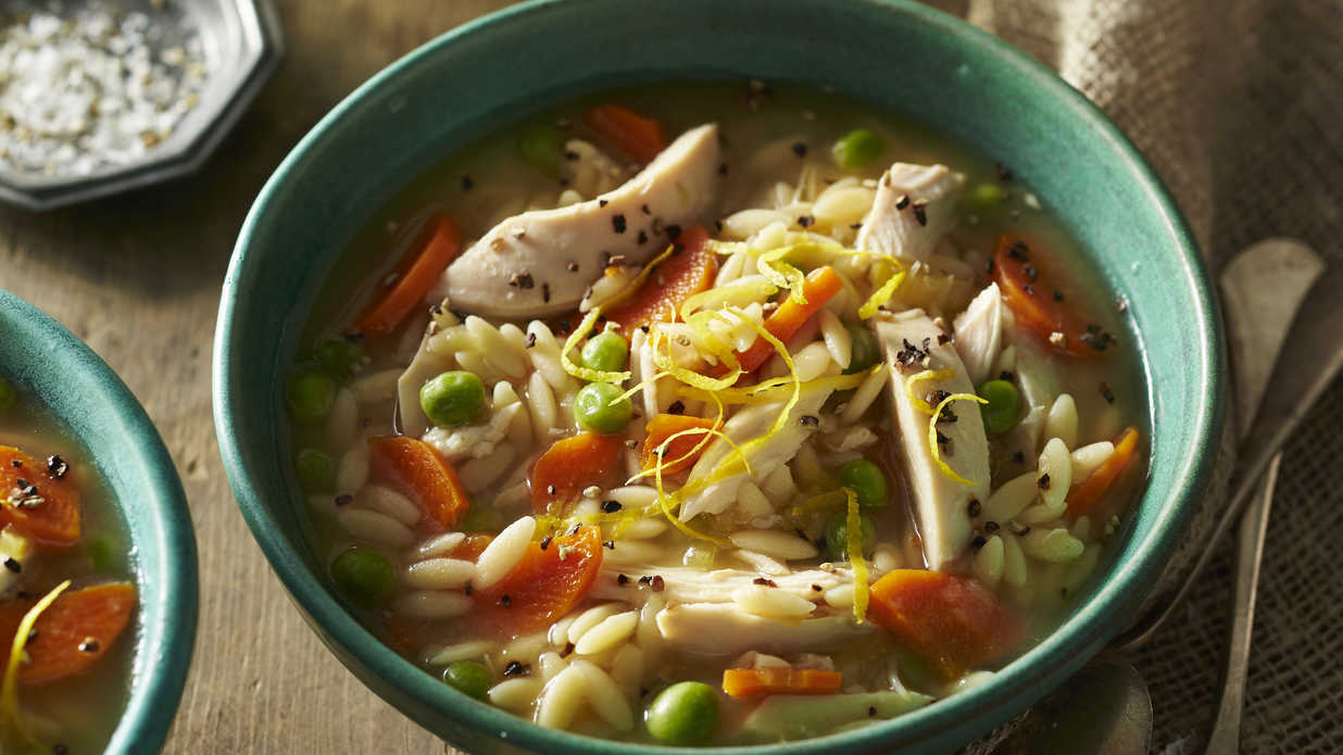 Lemon chicken soup recipe southern living forumfinder