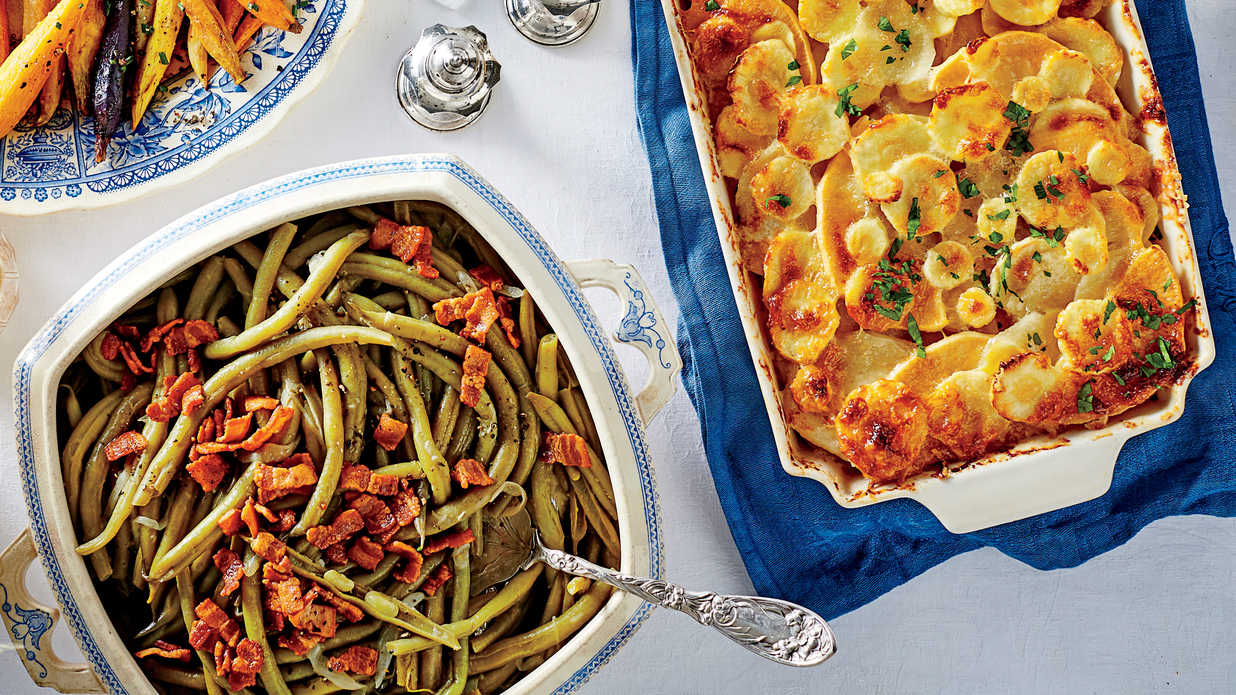 Our Favorite Fall Side Dishes That Belong at Your Next Potluck