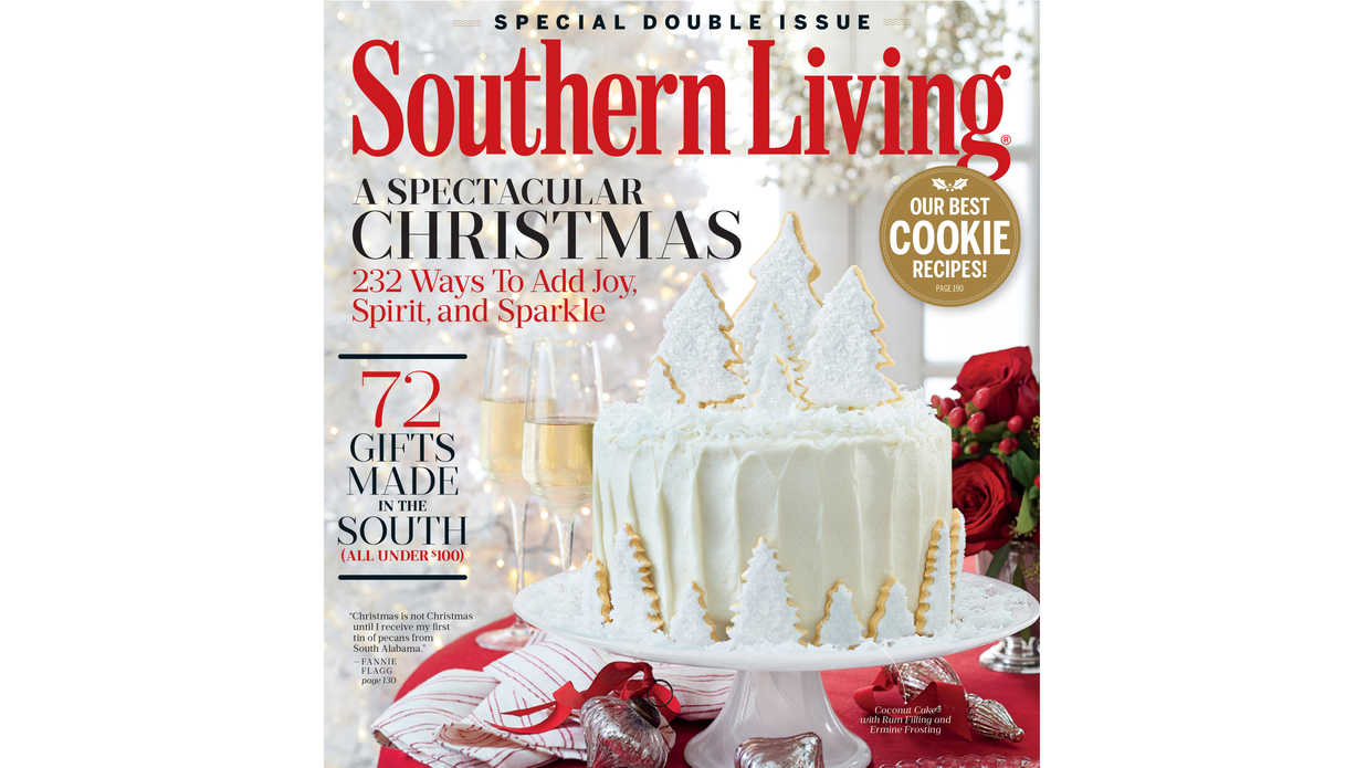 All the Great White Cakes of Southern Living