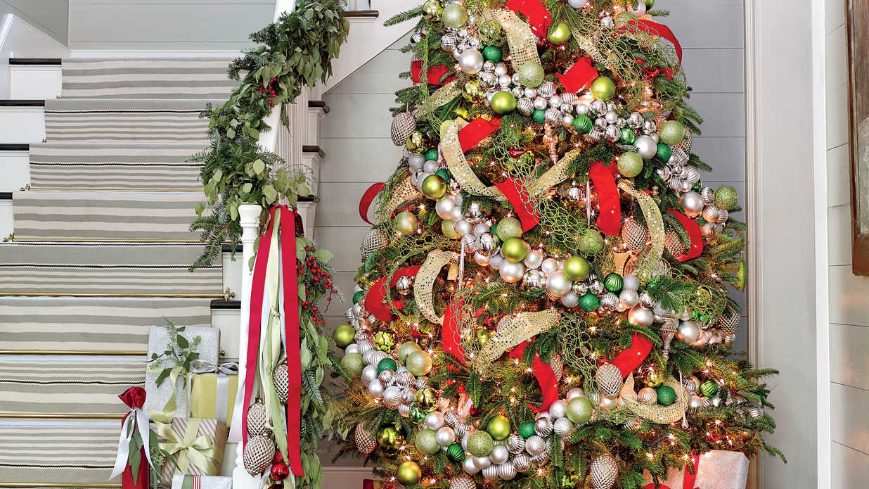 Living Christmas Tree.Christmas Tree Ideas For Every Style