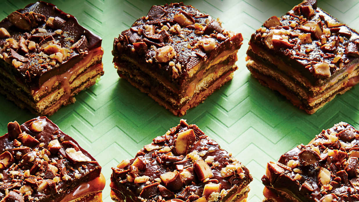 The Best No-Bake Holiday Cookies and Bars