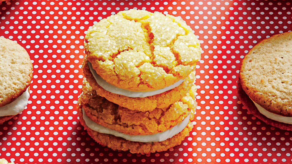 Lemony sandwich cookies southern living forumfinder Images