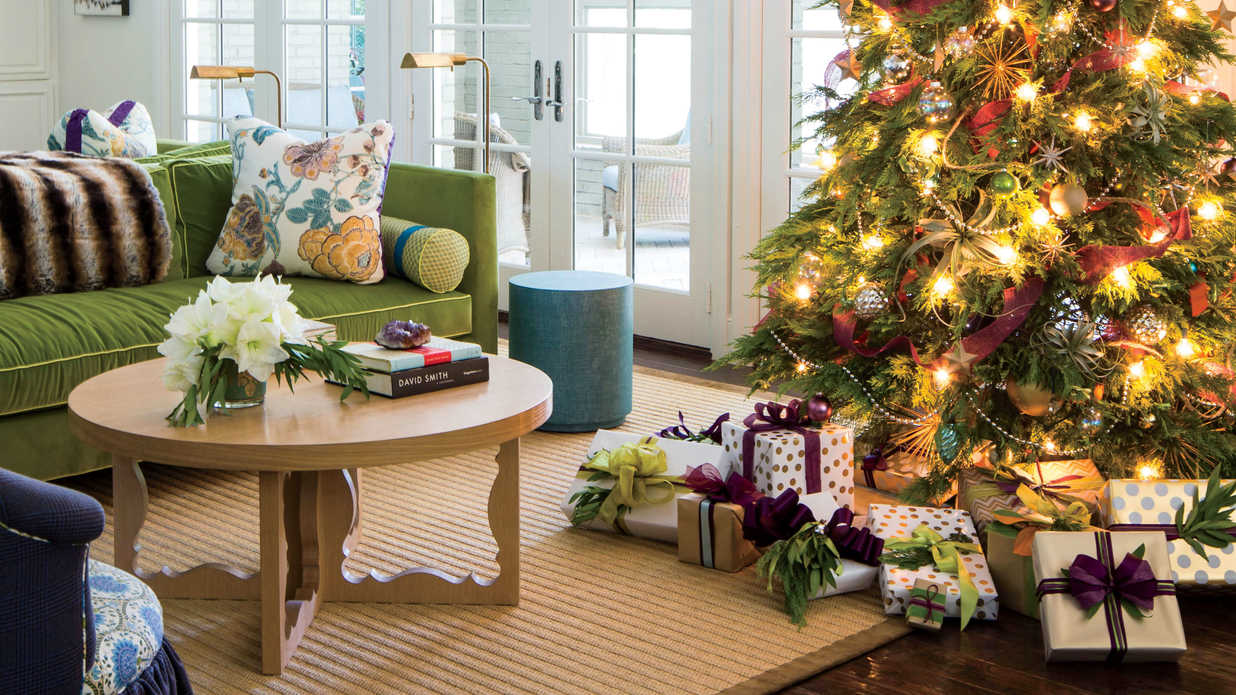 Slowing Down with New Christmas Traditions in Texas