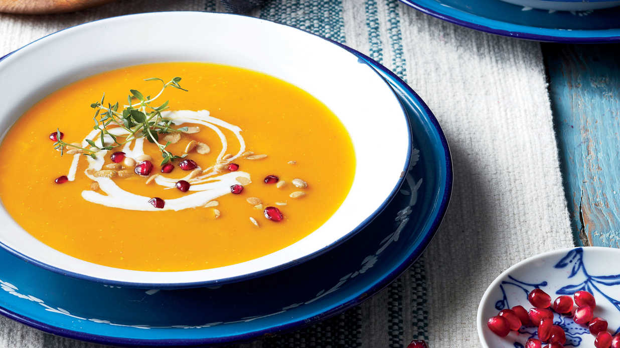 Healthy, Hearty and Delicious Fall Soups