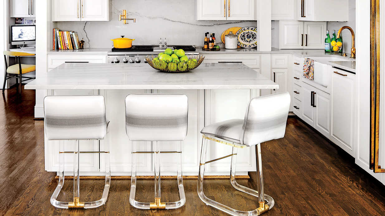 6 Tips for Living in a 660-Square-Foot Cottage  Sf Kitchen Renovation Ideas Html on