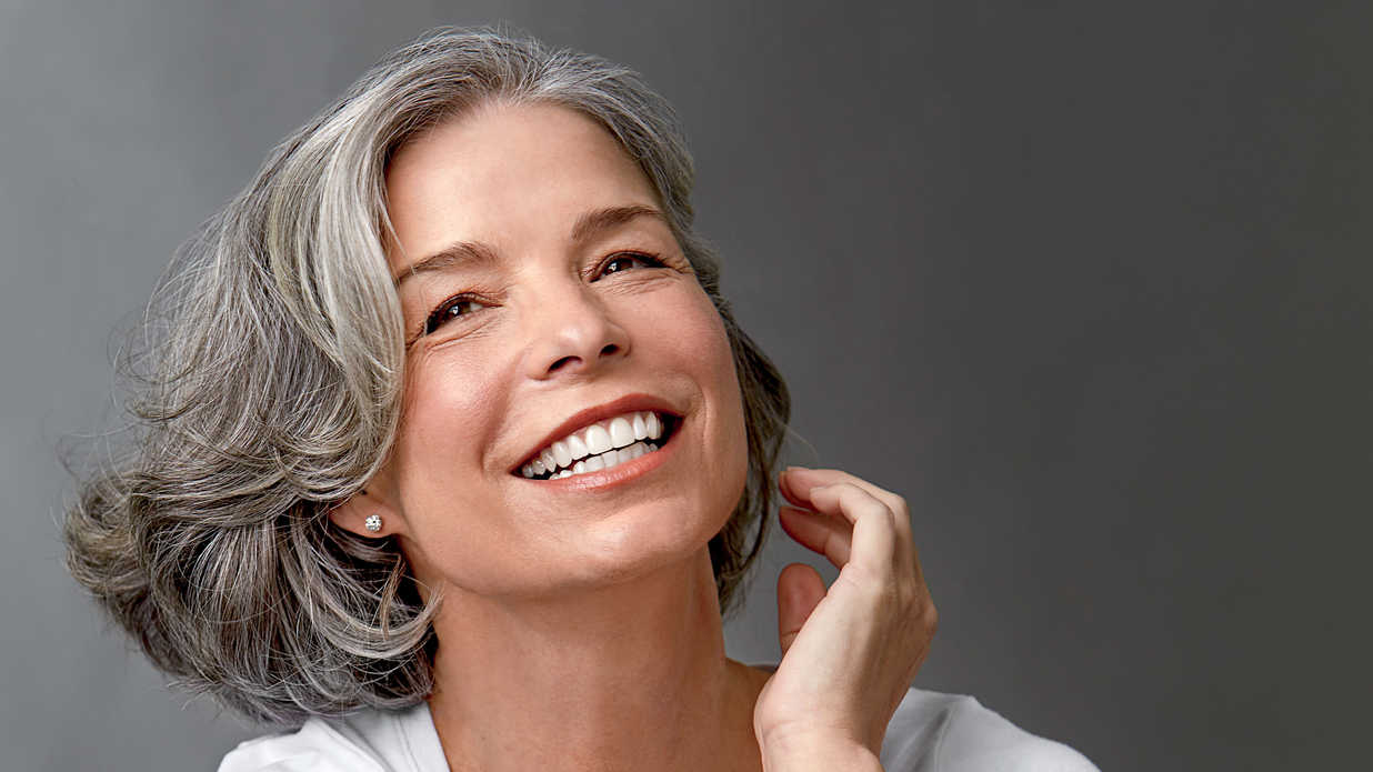 The Best Products for Gray Hair