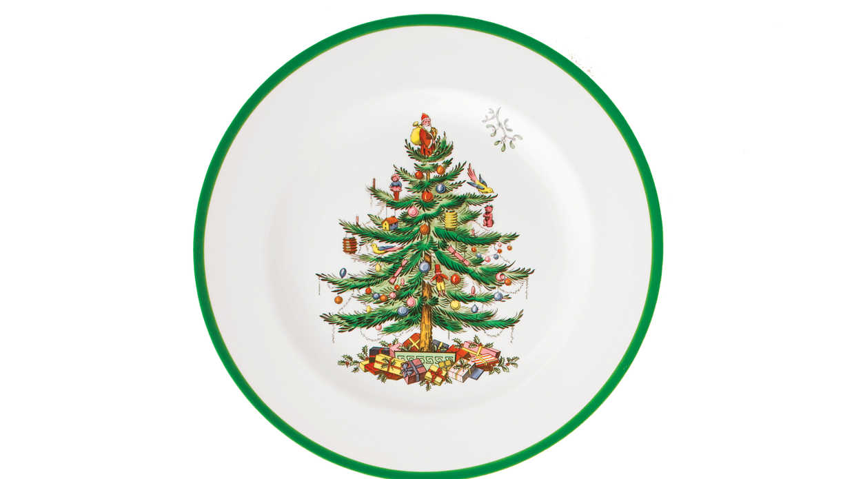 sc 1 st  Southern Living & Choose Your Christmas China - Southern Living