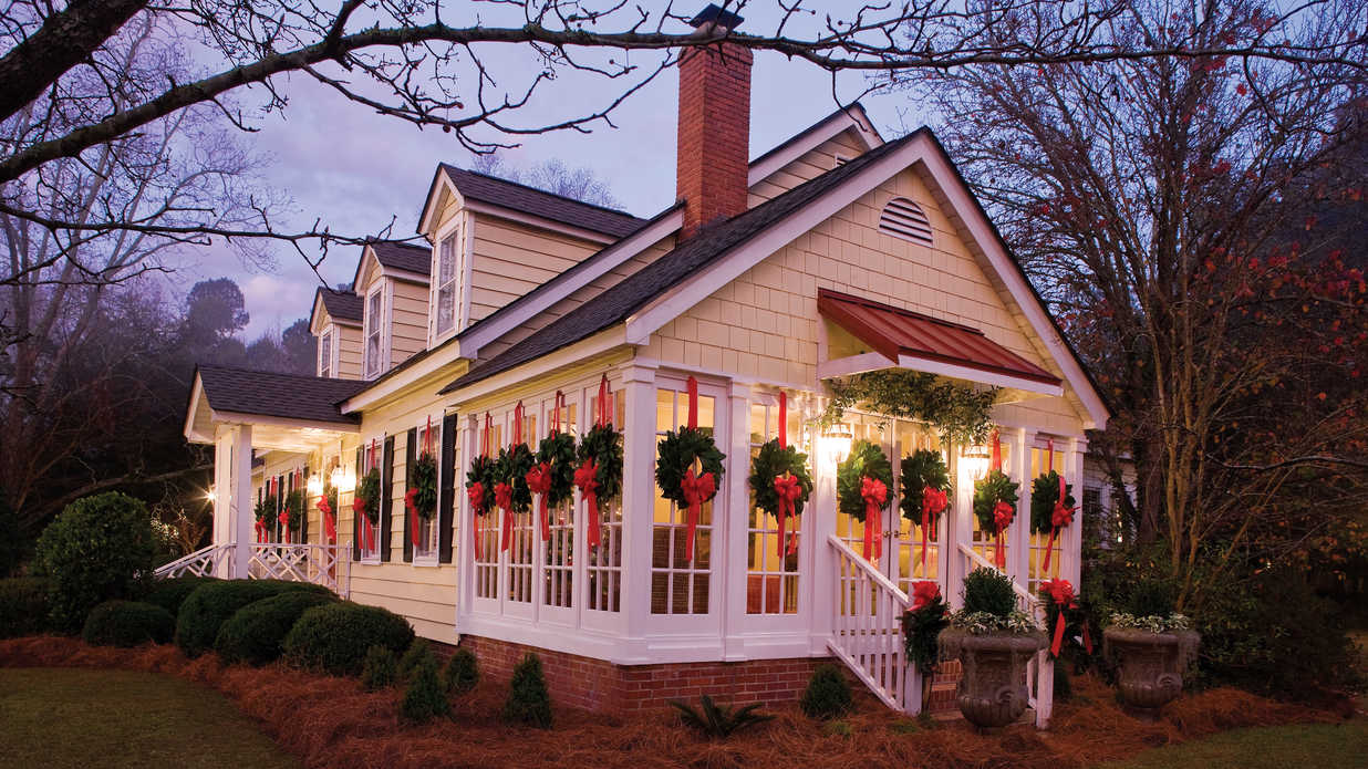 Lowcountry Christmas Charm Southern Living