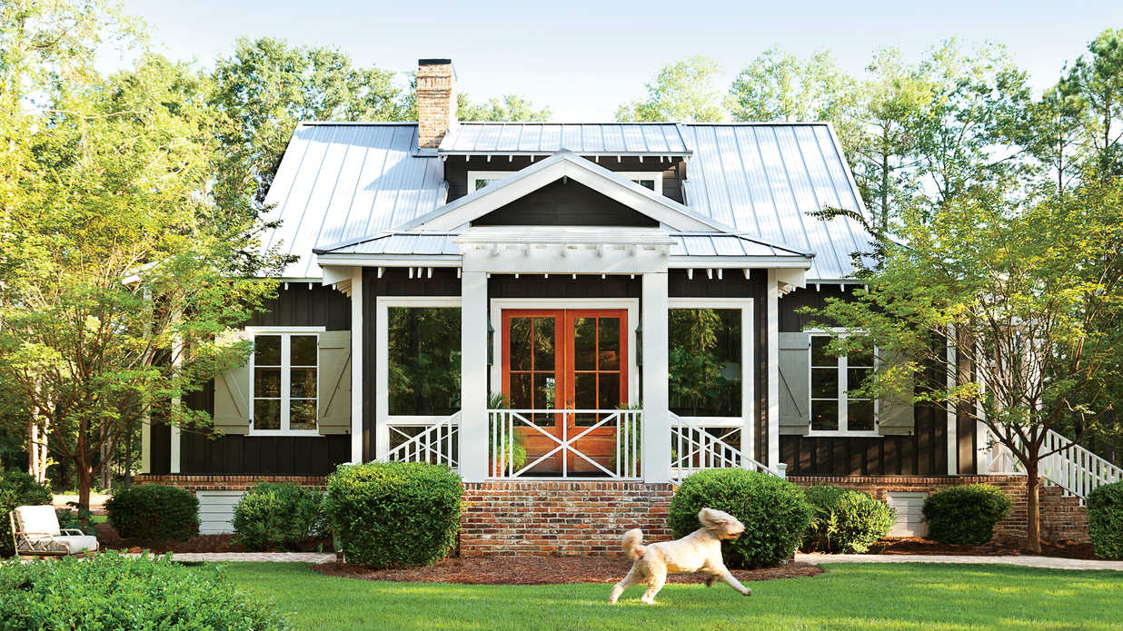 Why we love southern living house plan number 1870 for Southern style home floor plans