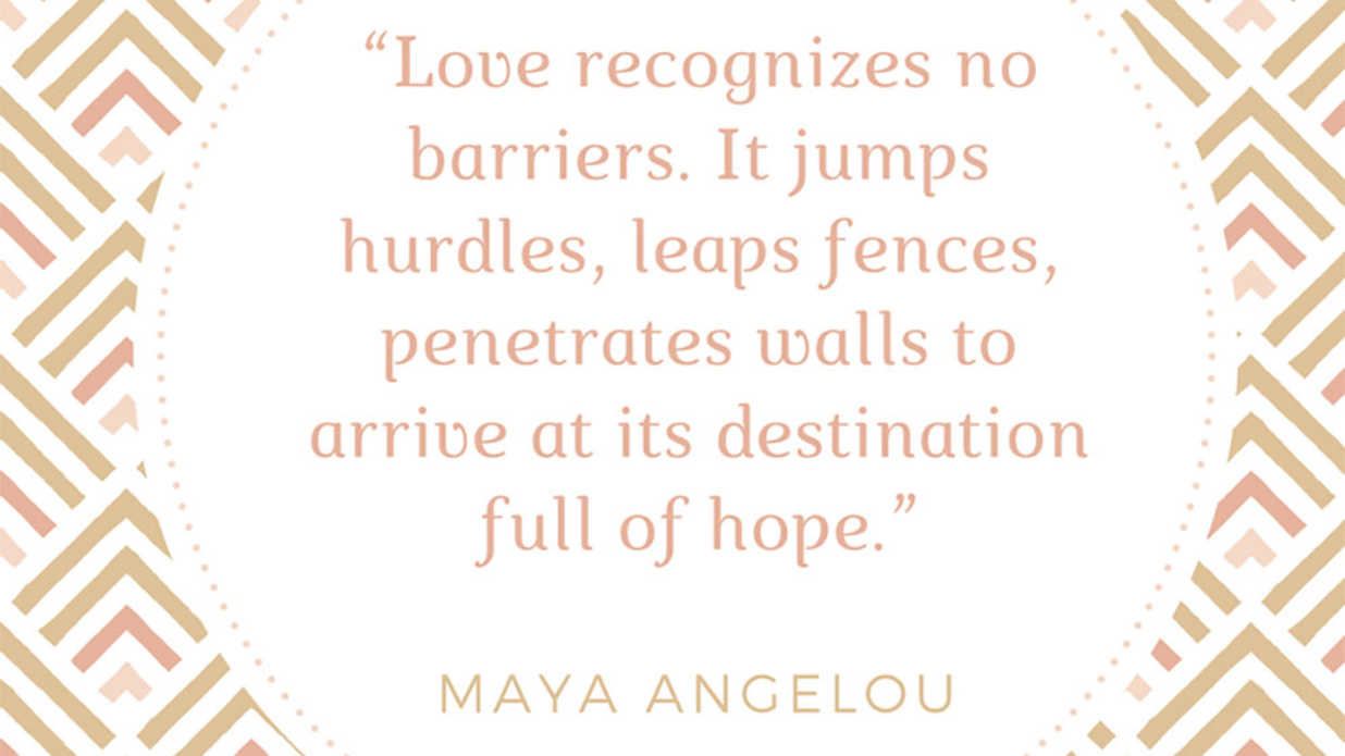 Love Quotes Maya Angelou 50 Most Popular Quotes For Wedding Invitations  Southern Living