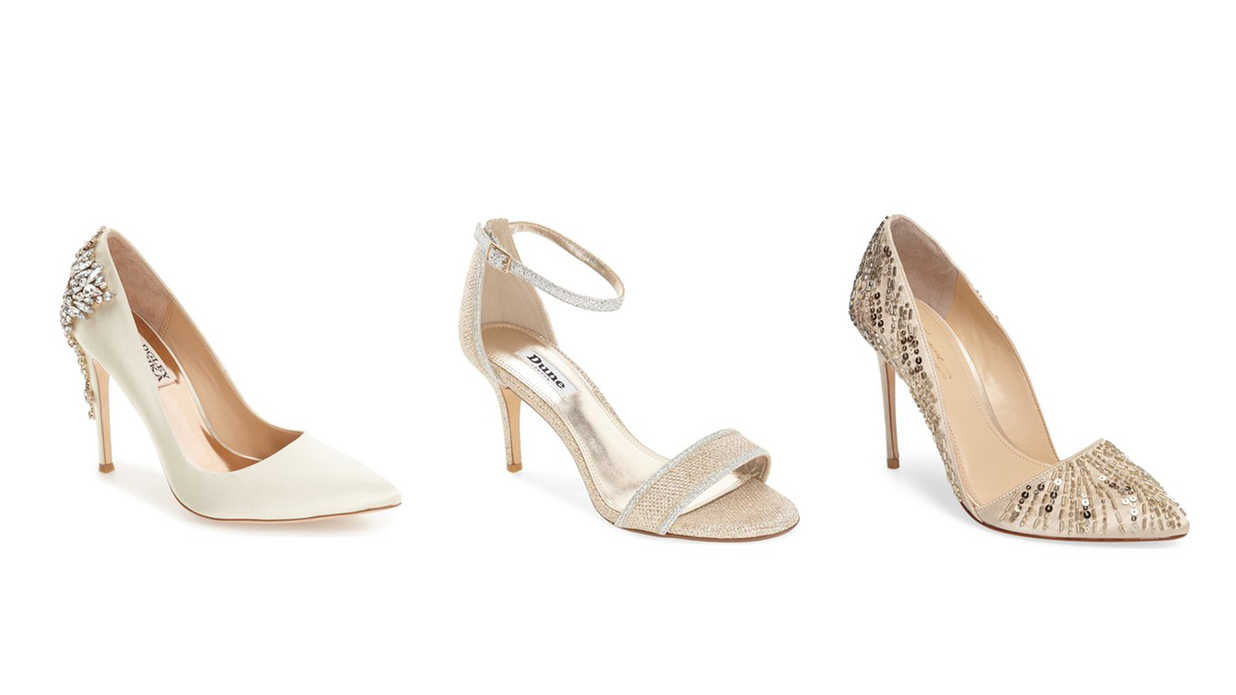 18 Mother Of The Bride Shoes We Love