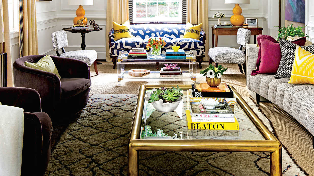 9 Small-Space Ideas To Make Your Home Feel Bigger - Southern Living