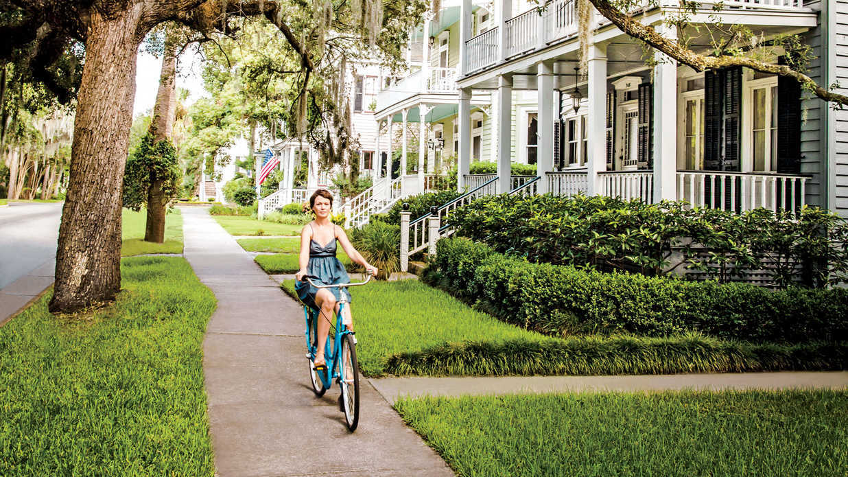 The South's Most Romantic Cities