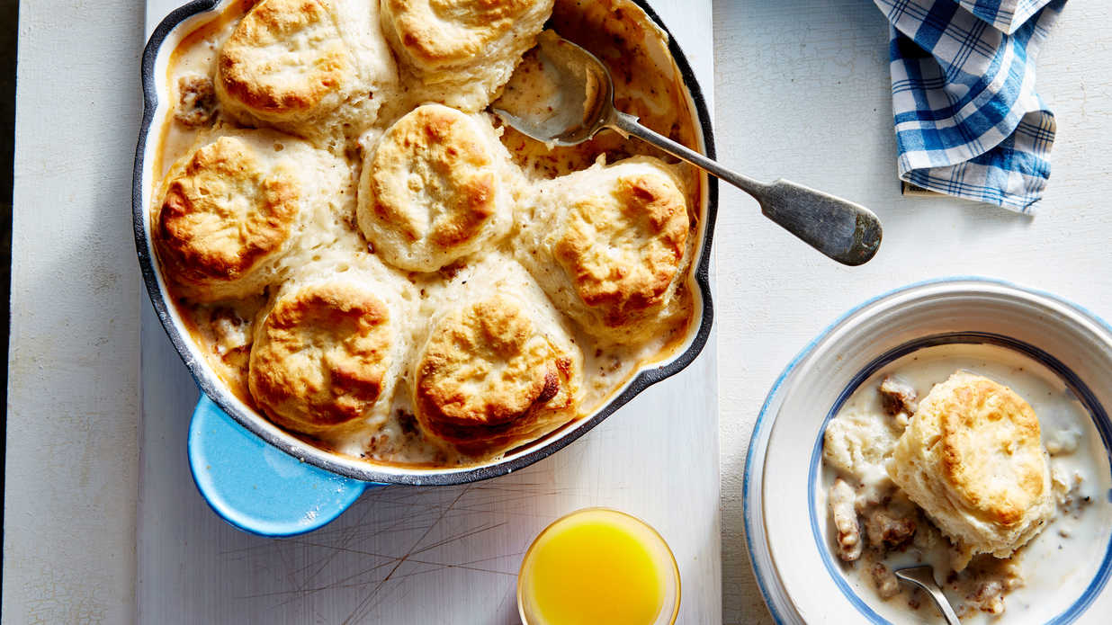 7 Biscuit-Topped Casseroles That Will Satisfy Any Crowd