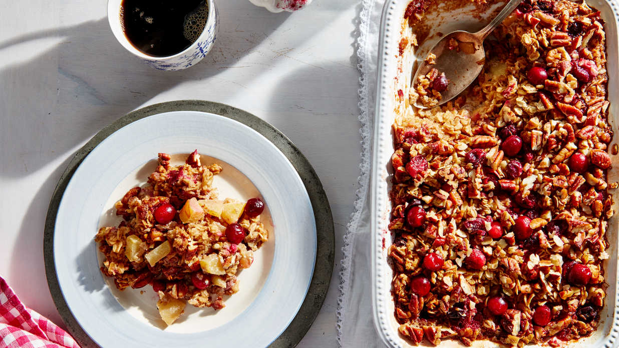 Baked Oatmeal Recipe Southern Living
