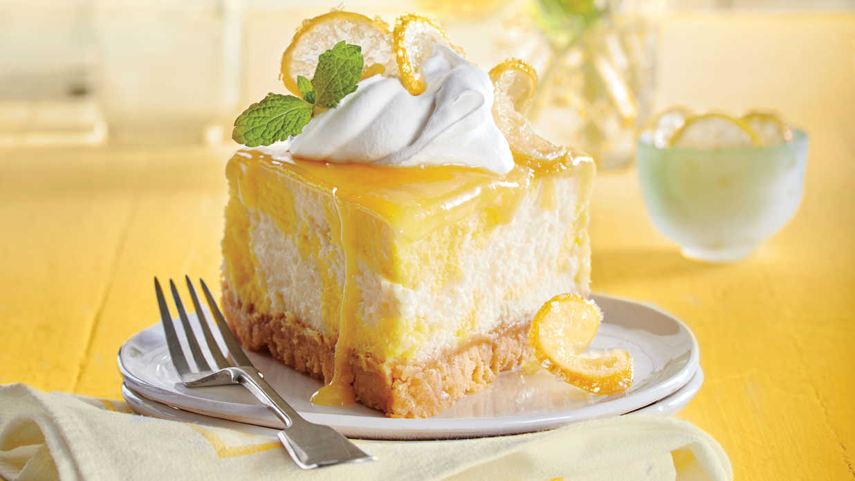 7 Spring Cheesecake Recipes That Have Us Busting Out Our Springform Pans