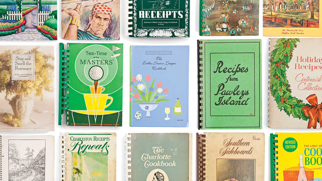 The Most Famous and Cherished Community Cookbooks