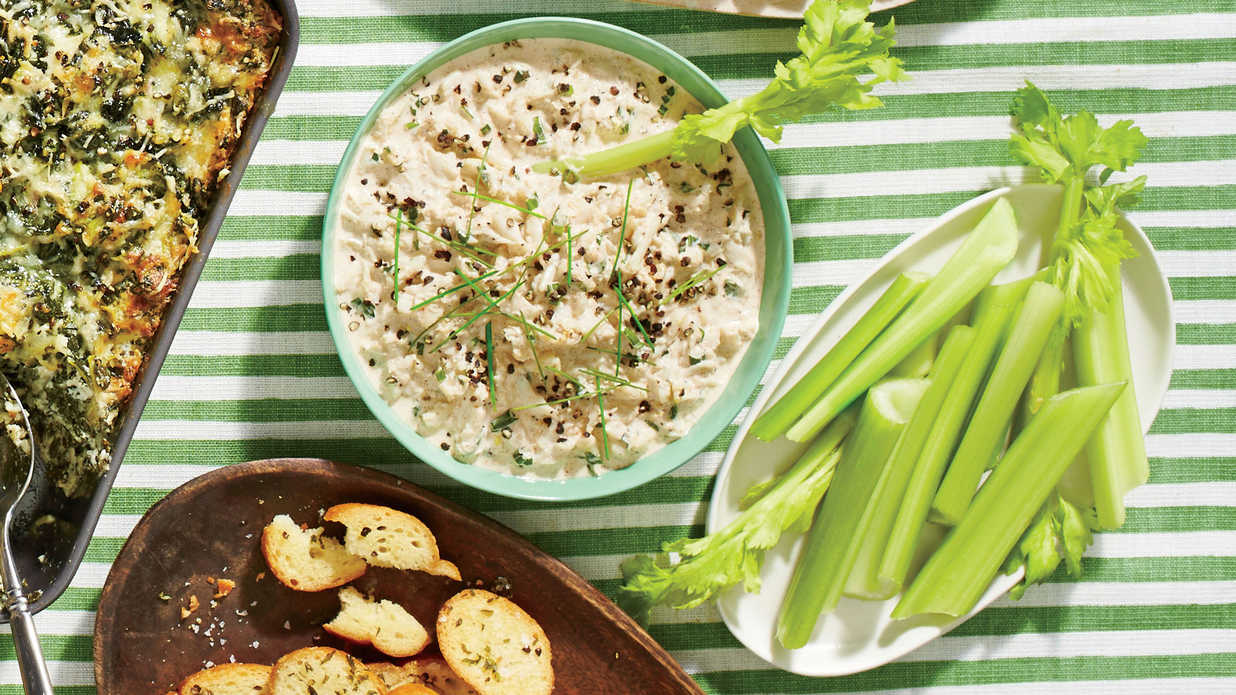 Creamy Crab Dip Recipe