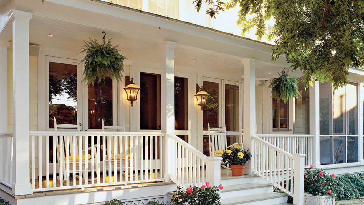 Curb Appeal Secrets That Always Give A Home Unmistakable Southern Charm