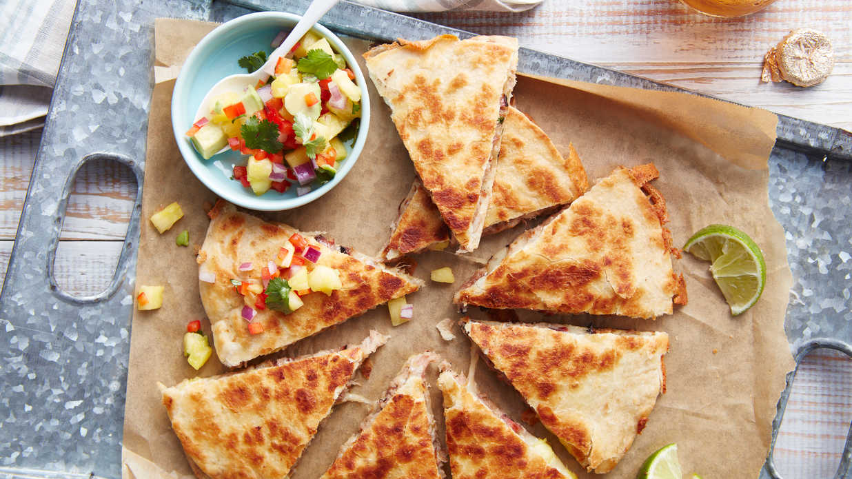 Like Cheese? You're Going to Love These Quesadilla Recipes