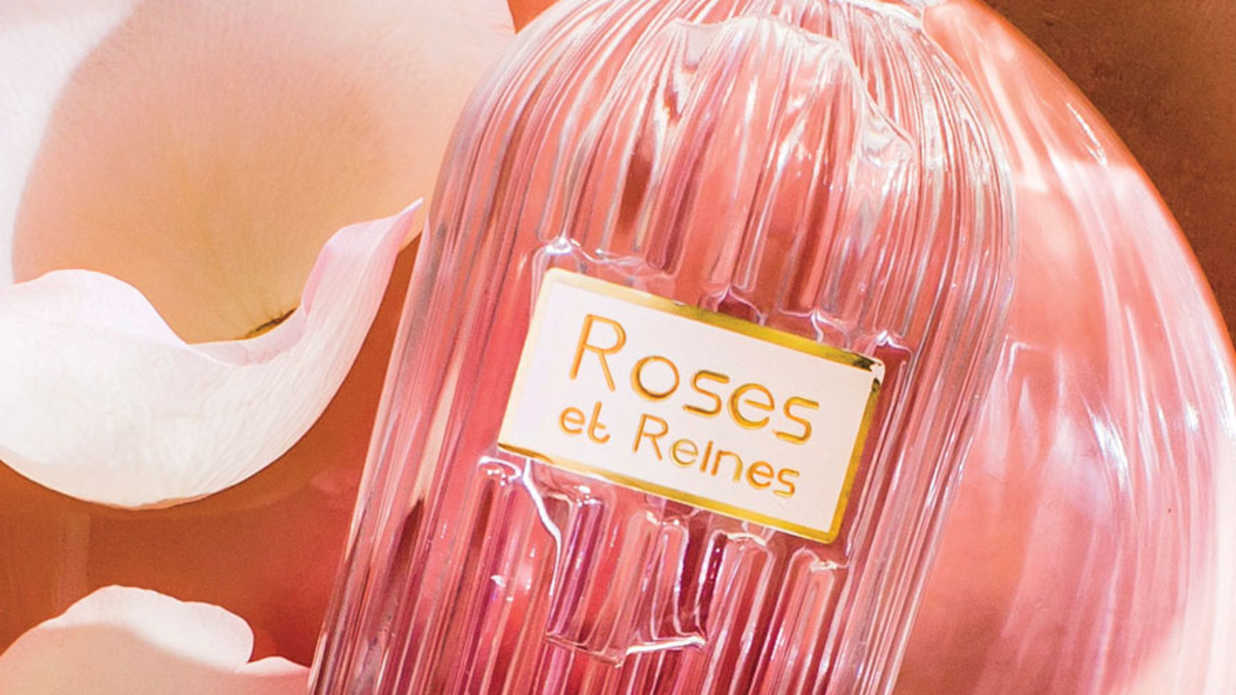 5 Rose-Scented Perfumes for Valentine's Day