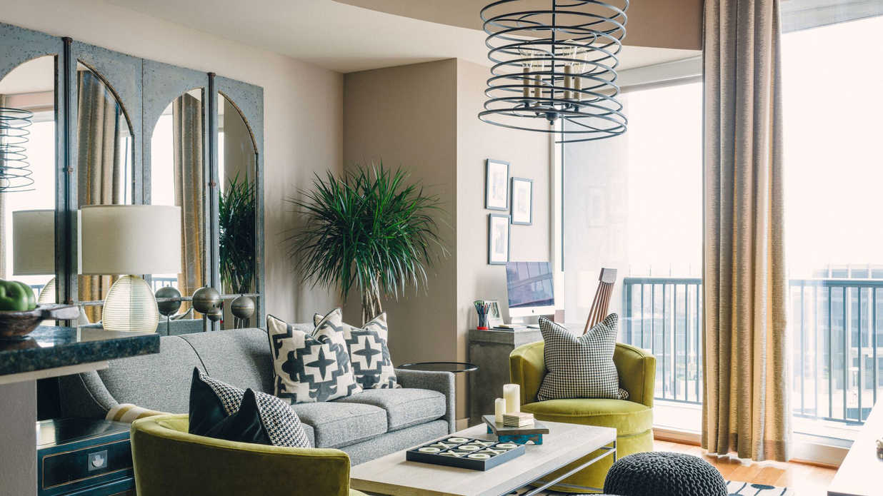 Some Home Decorating Ideas And Tips: 5 Decorating Tips For Small Apartments