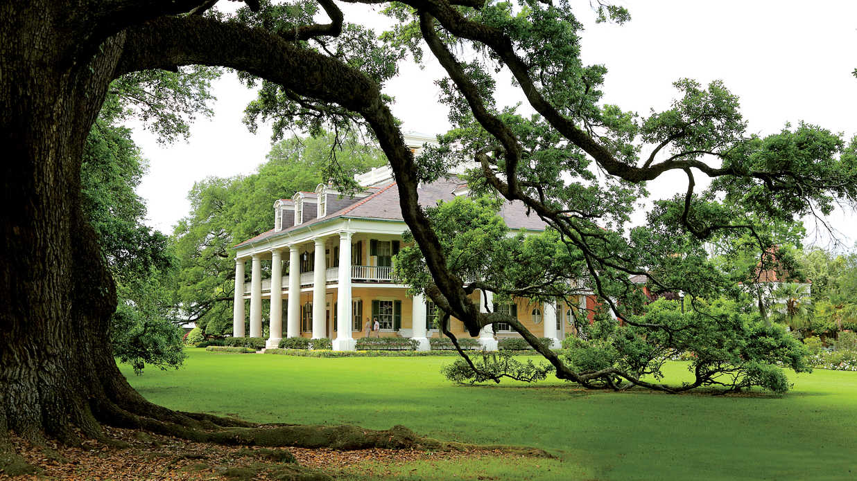 The South's Charming Inns