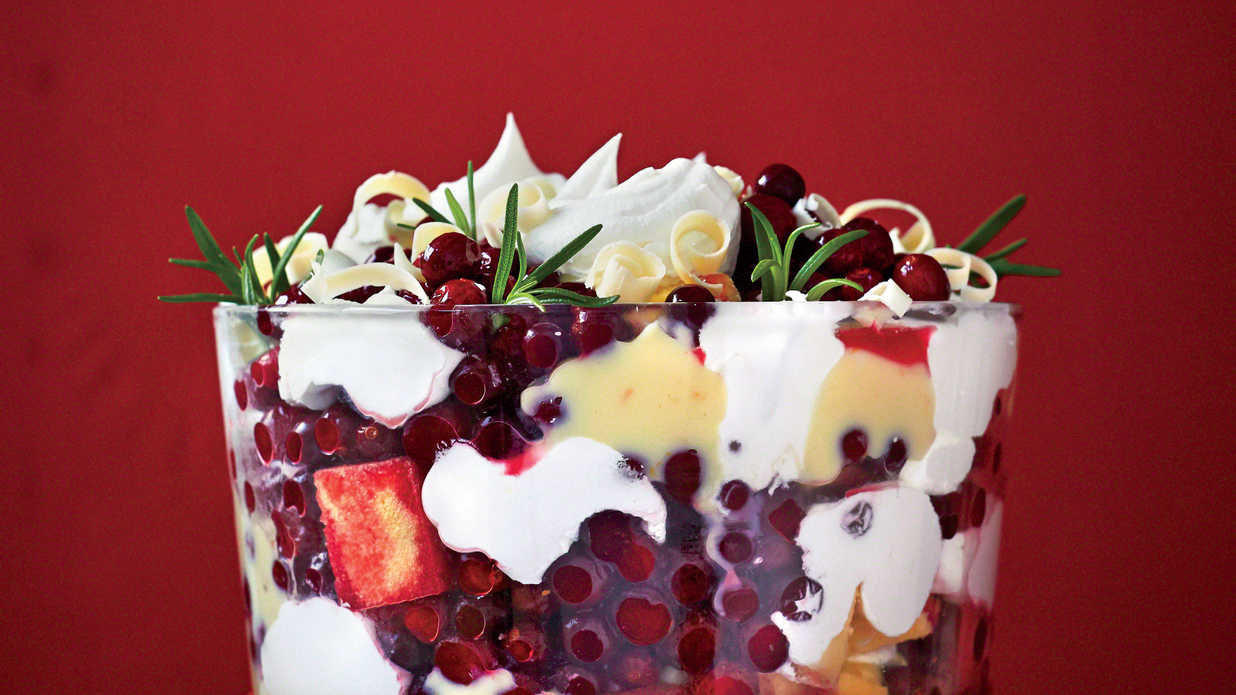 Why Trifles are Better Than a Valentine's Day Arrangement