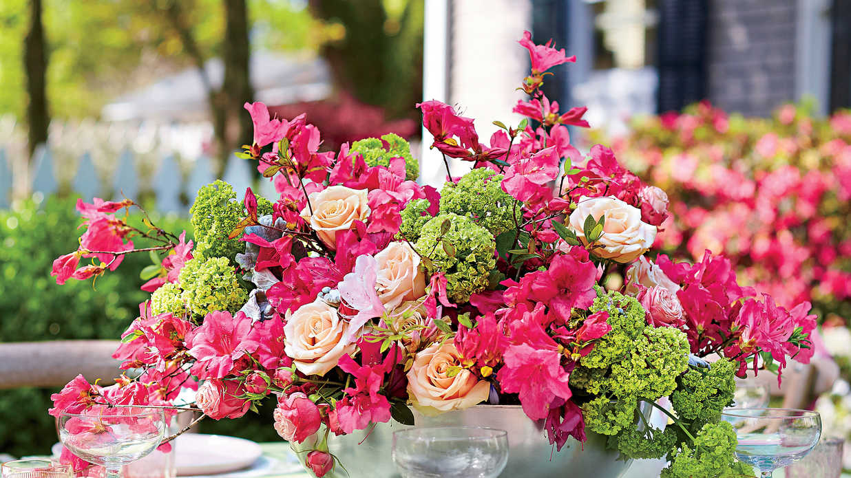 There's No Better Way to Celebrate the Southern Azalea Than With a Party