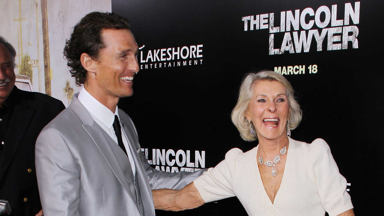 11 Reasons Matthew McConaughey is a Mama's Boy and We Love it