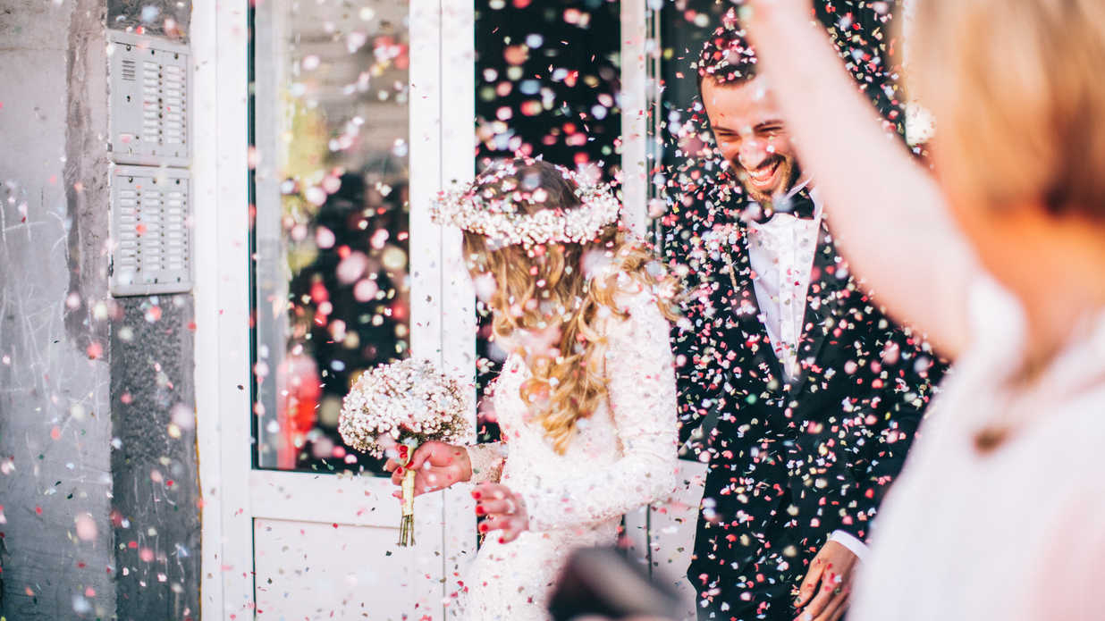 The Top Wedding Trends for 2017