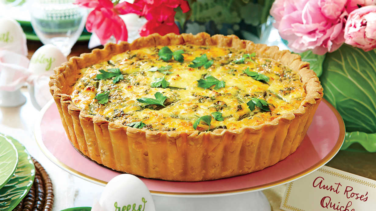 These Spring Quiche Recipes Are the Ultimate One-Dish Dinner