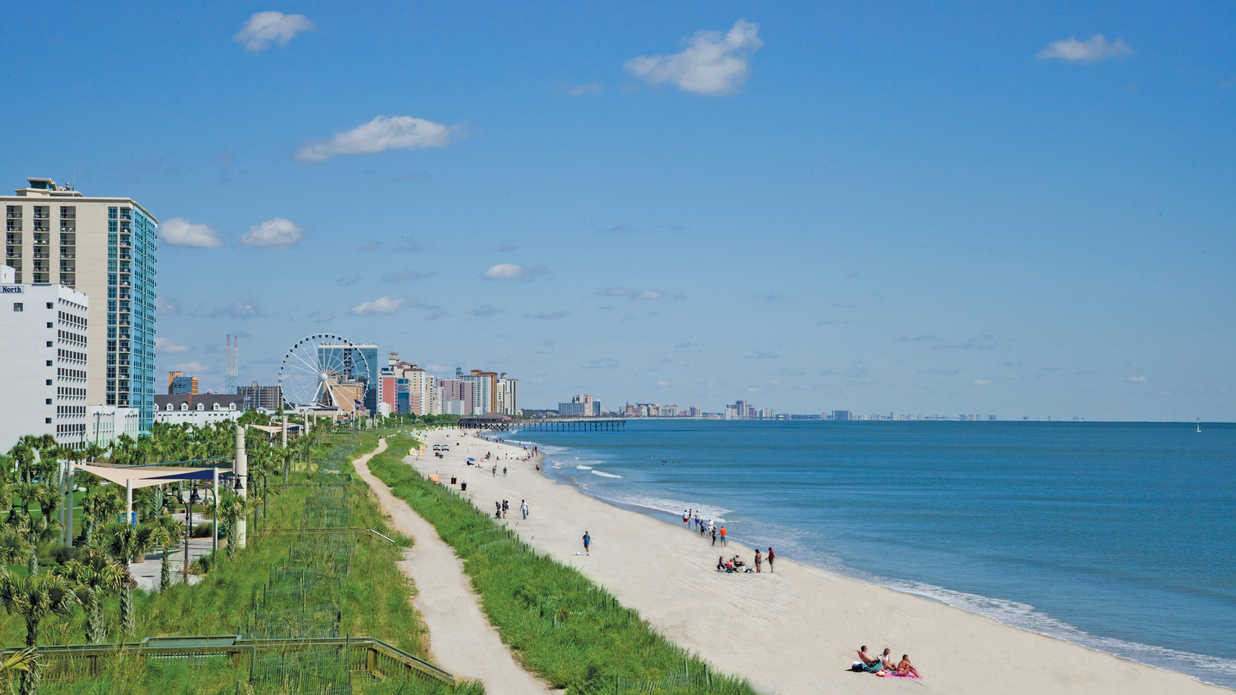 Why Southerners Love Myrtle Beach