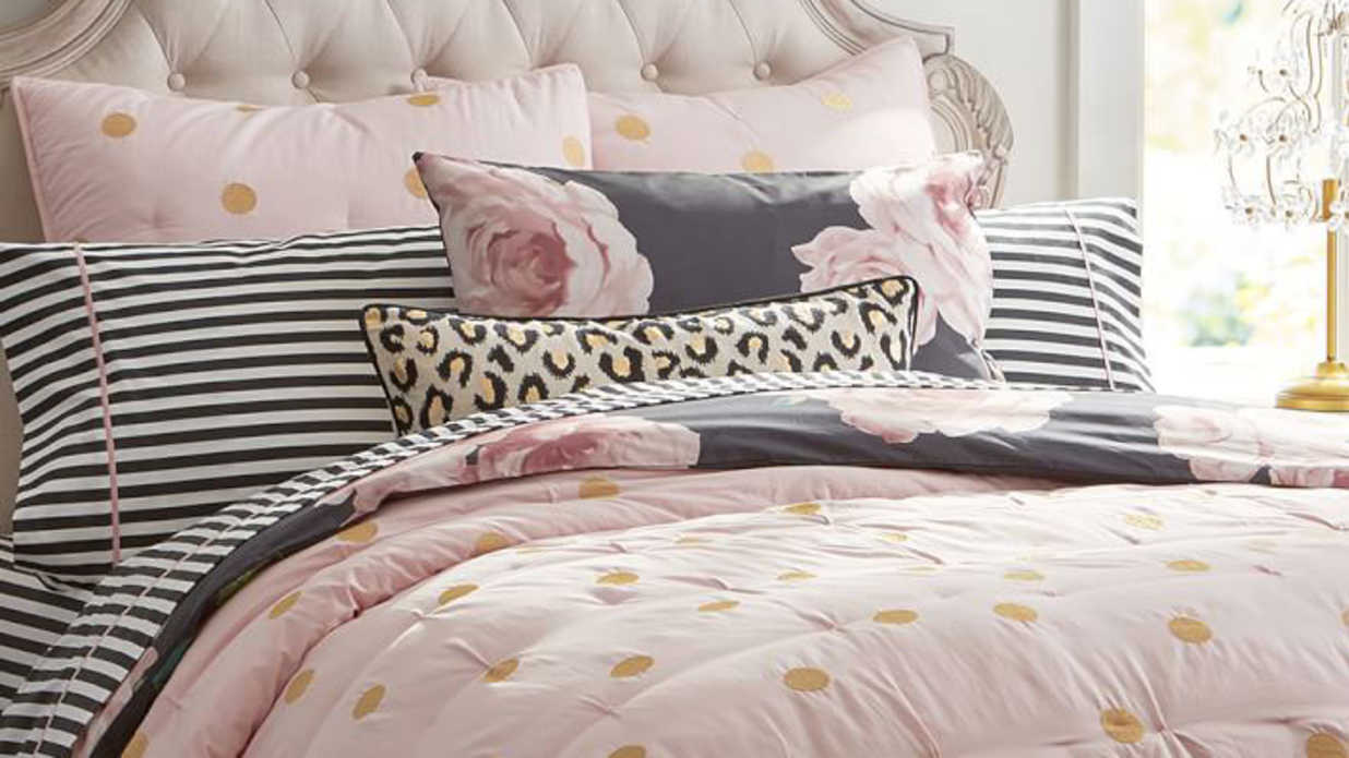 7 Cute Comforters for Your Dorm Room