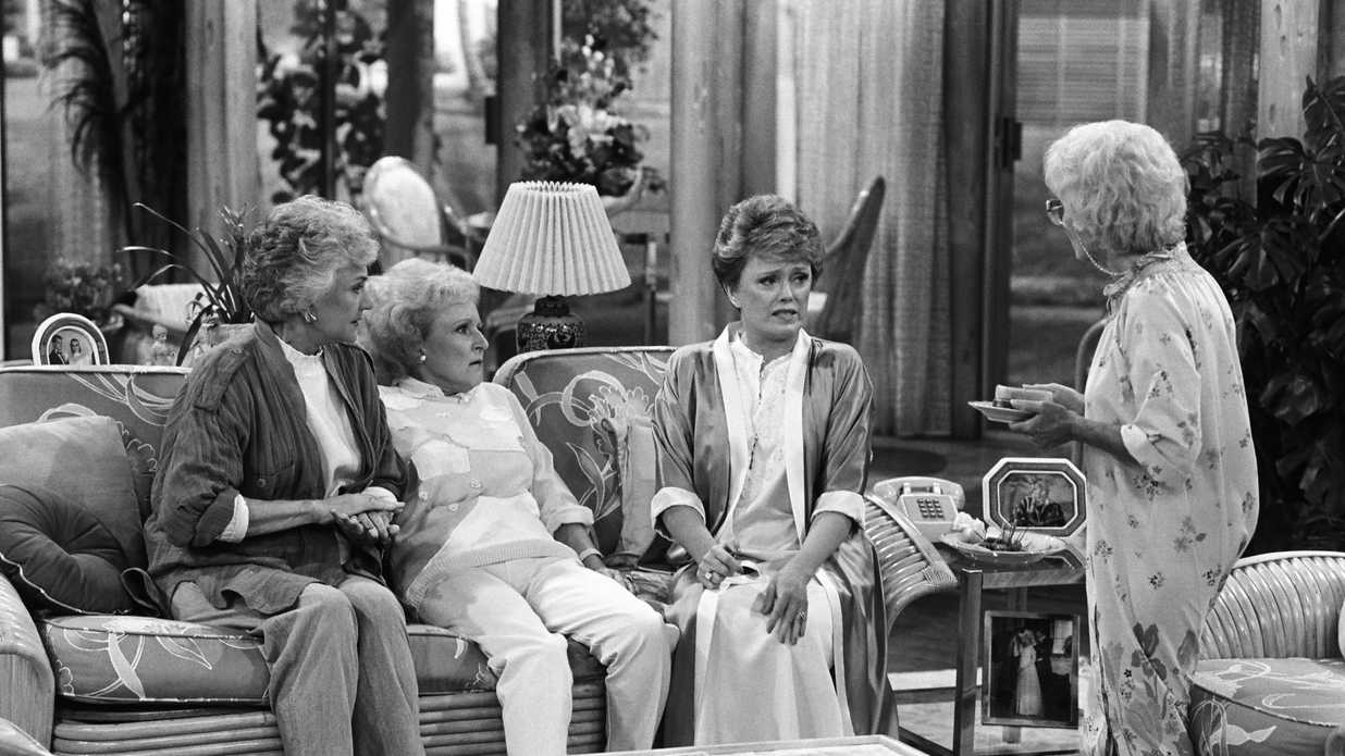 Sophia's Best One-Liners on Golden Girls
